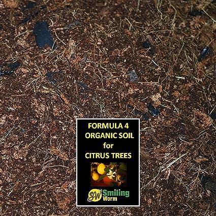 1,5 litro de tierra orgánica suelo para Bonsai Limonero Naranjo árboles. 4 ingrédients