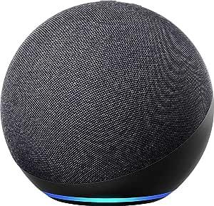 Amazon Echo 4 anthracite Intelligenter Assistant Speaker