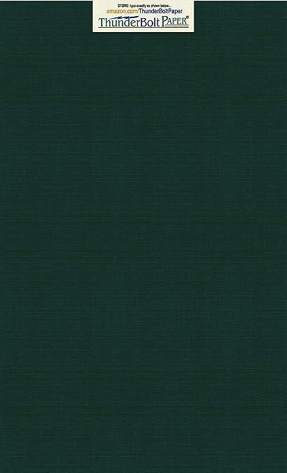 50 verde oscuro lino 80 # Para Papel de lija - 8,5
