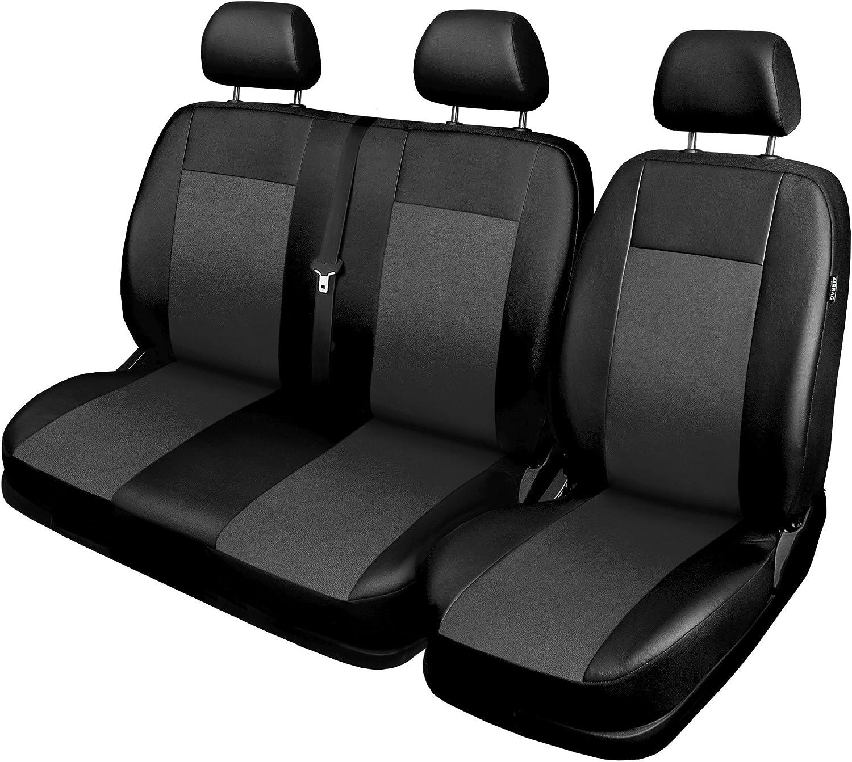 Gsc Sitzbezüge Universal Schonbezüge 1 2 Kompatibel Mit Mercedes Sprinter Auto