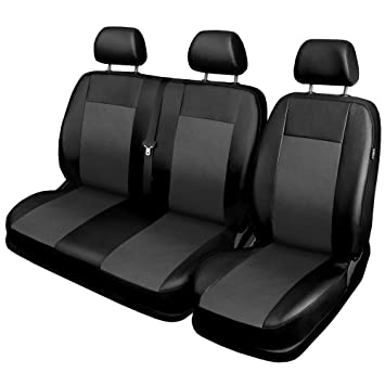 Fussmatten Gummi für Neu Auto Sitzbezug Schonbezüge Schonbezug Set Grau