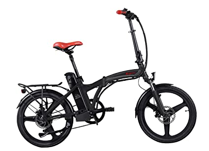 Magnos folding electric bike
