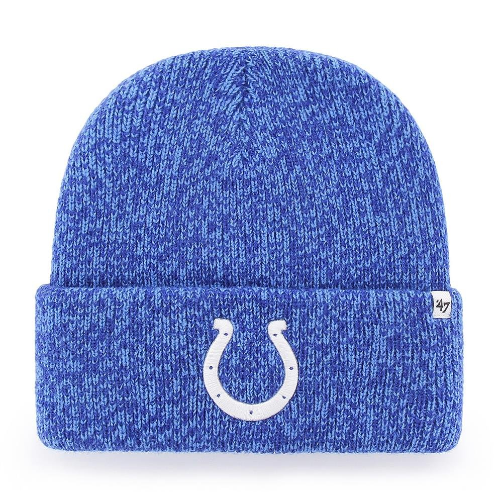 088ee951 '47 Indianapolis Colts Beanie Brain Freeze Cuff Knit Toboggan