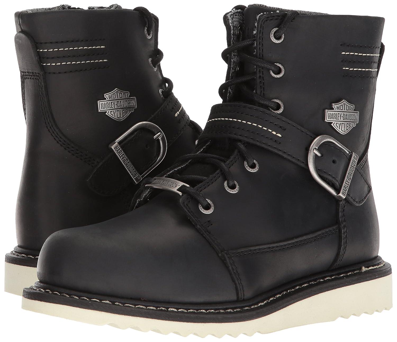 66e4661fe7c334 Harley Davidson Womens Darton Darton Black Size  7 B(M) US  Amazon.co.uk   Shoes   Bags