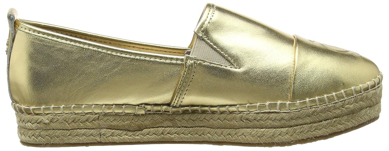 Juicy Toe Couture Damen Chiichi JC Ltr Toe Juicy Espadrilles Gold (Gold 710) 348251