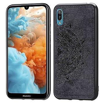 Amazon.com: Abtory Huawei Y6 Pro 2019 Funda Huawei Y6 Pro ...
