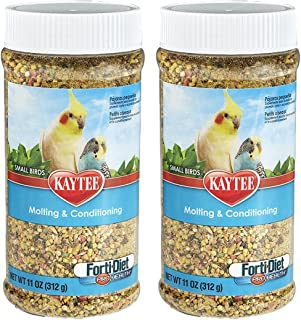 product image for Kaytee Forti-Diet Pro Health Molting & Conditioning Supplement for Small Birds