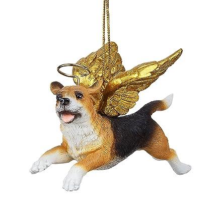 Christmas Tree Ornaments - Honor The Pooch Beagle Holiday Angel Dog  Ornaments - Amazon.com: Christmas Tree Ornaments - Honor The Pooch Beagle