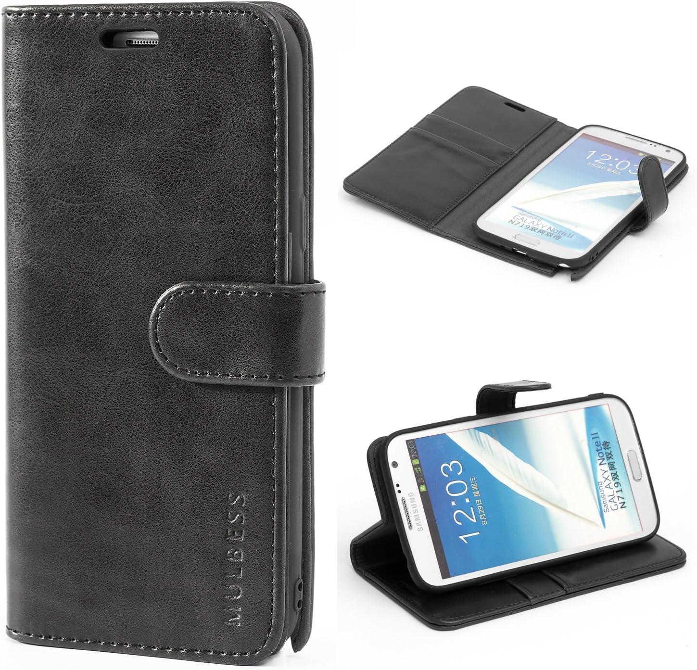 Mulbess Funda para Samsung Galaxy Note 2, Funda Cartera Samsung ...
