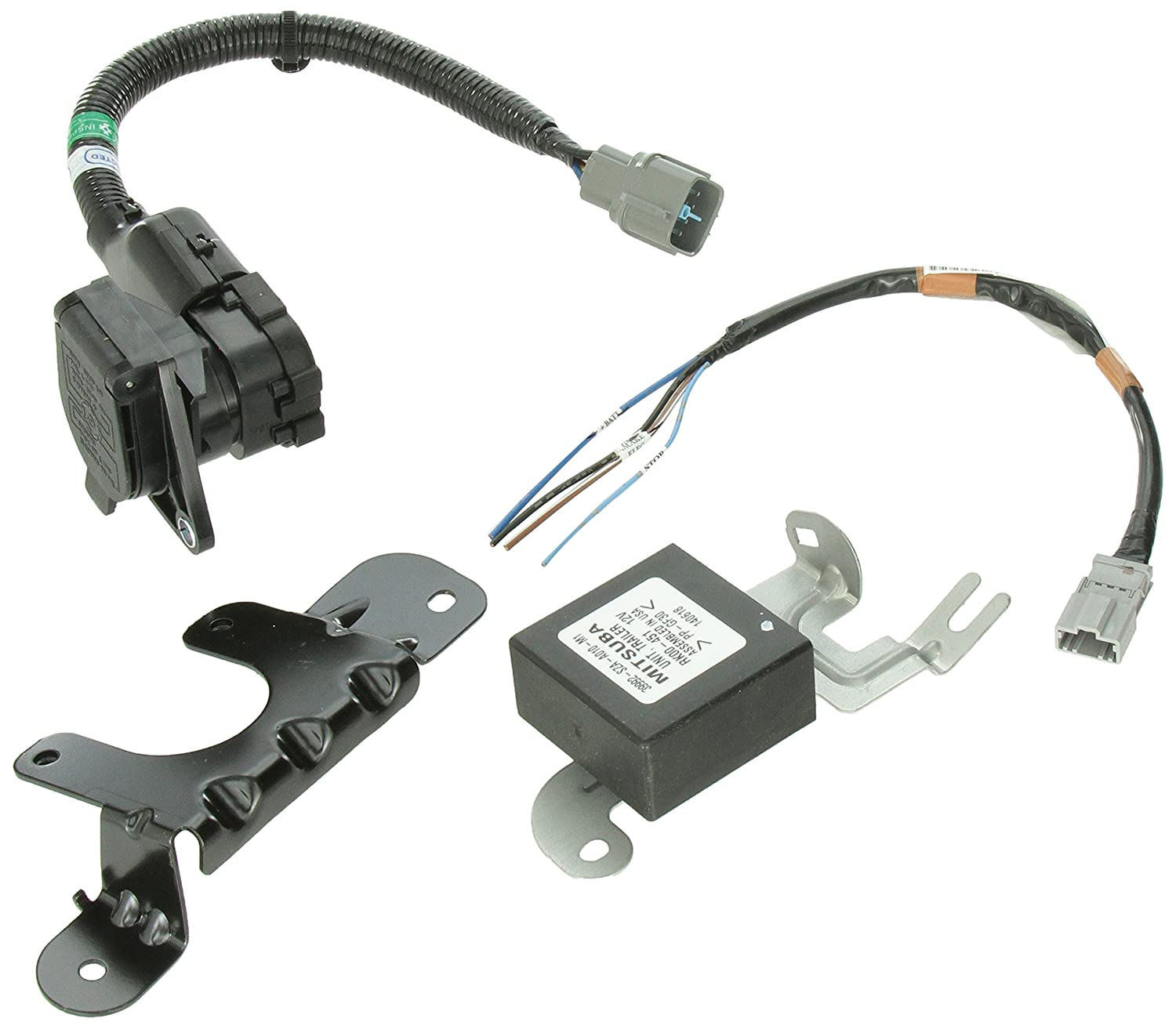 Amazon.com: Genuine Honda 08L91-SZA-100 Trailer Hitch Harness: Automotive