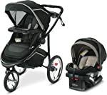 Graco Modes Jogger 2.0 Travel System   Includes Jogging Stroller and