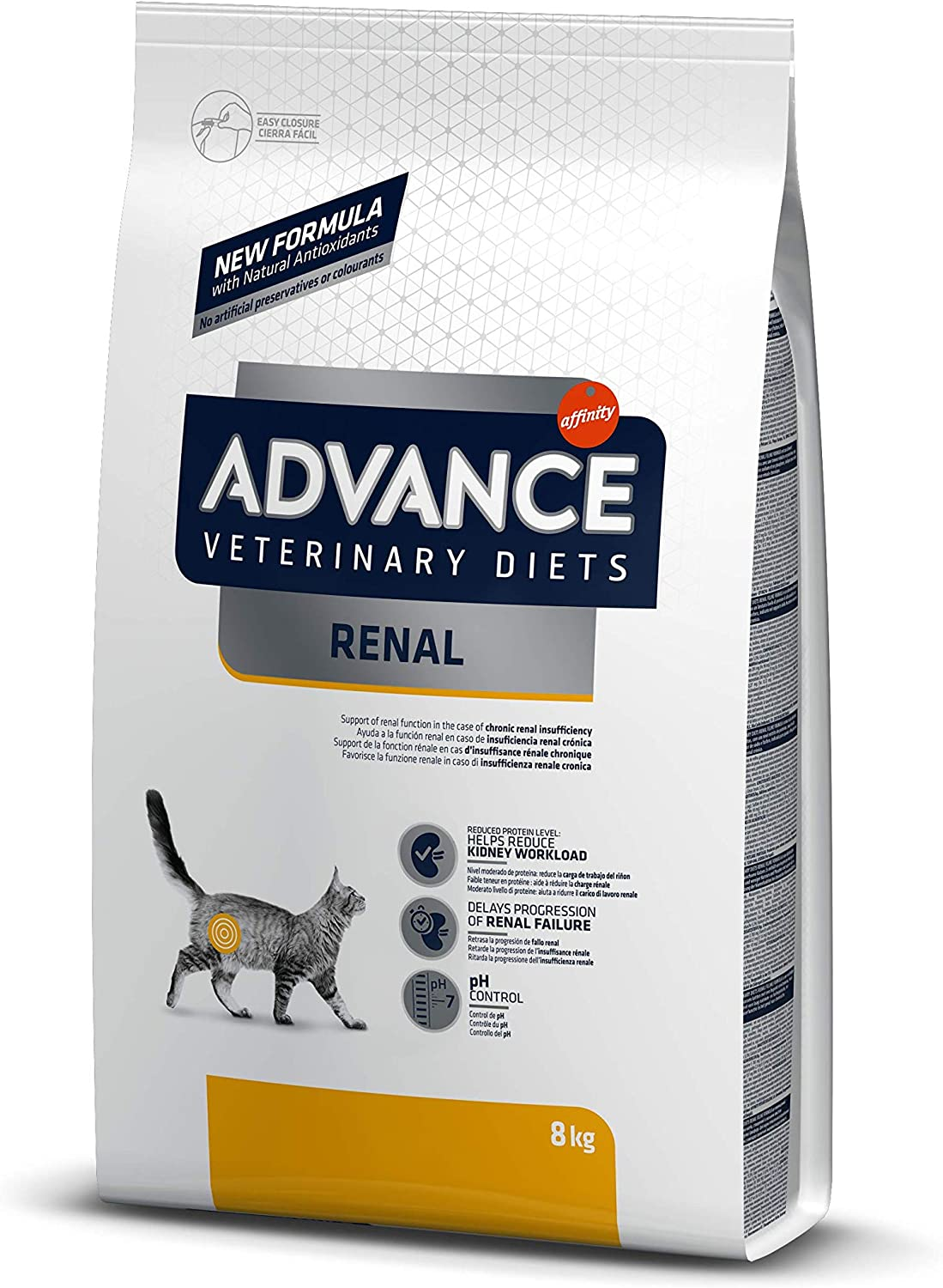 Advance Veterinary Diets Advance Veterinary Diets Renal Failure 8 kg 8000 g