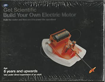 Get Scientific Build Your Own Electric Motor Amazon Co Uk