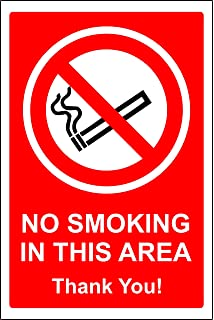 no smoking sings