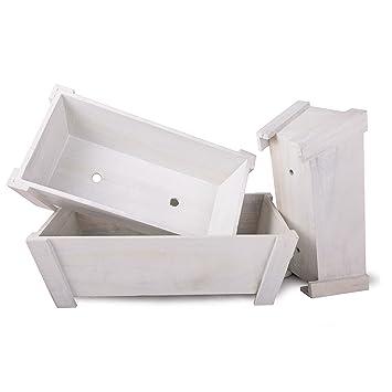 3 x small white wash plants wooden crates display serving fruits 3 x small white wash plants wooden crates display serving fruits storage easter gift hamper negle Gallery