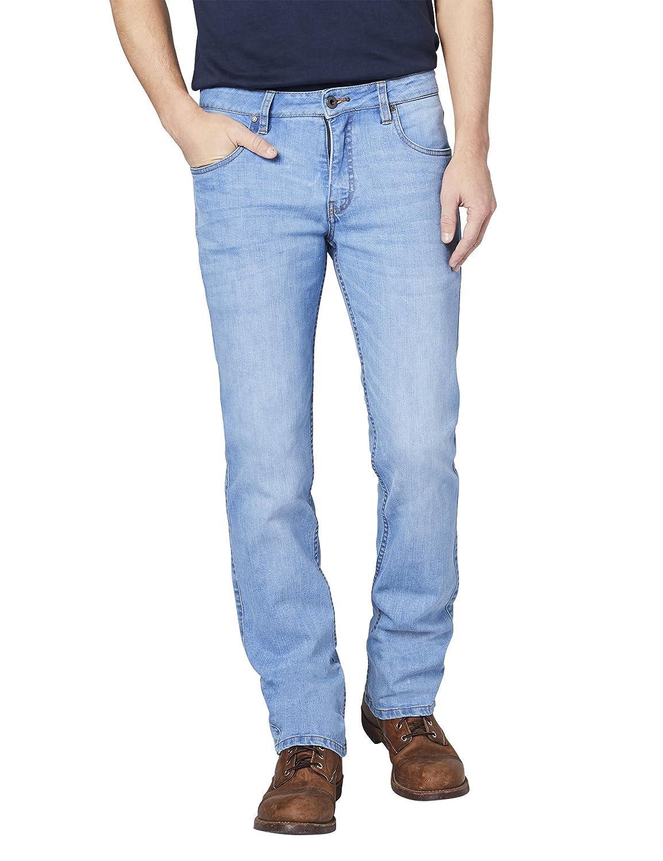 Colorado Denim Jeans Stan-Gots Zertifiziert, Vaqueros Straight para Hombre