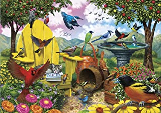 product image for Buffalo Games - Amazing Nature Collection - Hidden Birds - 500 Piece Jigsaw Puzzle