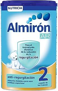 Almirón AR 2 Leche de fórmula anti-regurgitación en polvo desde los 6 meses -