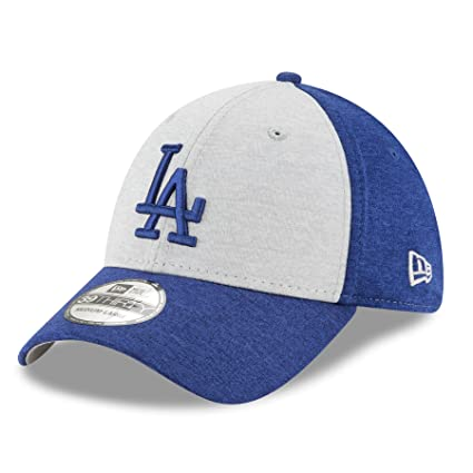 """470b7043e3a543 Image Unavailable. Image not available for. Color: Los Angeles Dodgers New  Era MLB 39THIRTY """"Shaded Classic"""" Flex Fit Hat"""