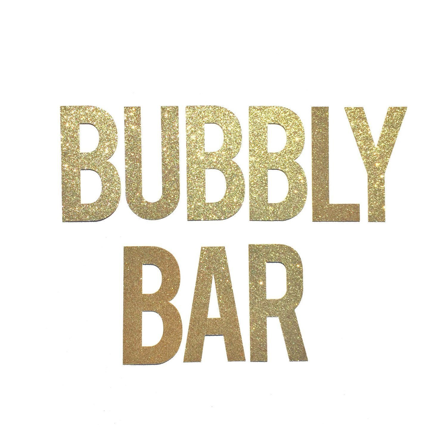 Well-liked Amazon.com: Bubbly Bar Banner | Bachelorette Party Decorations  LW39