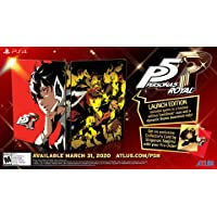 Persona 5 Royal Steelbook Launch Edition - Day-one Limited Edition - PlayStation 4