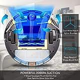 Smart Gyroscope Robot Vacuum Cleaner - Multiroom