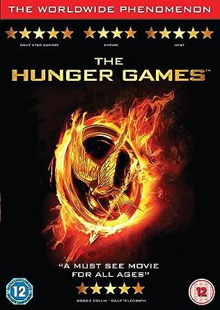 The Hunger Games Dvd Amazon Co Uk Jennifer Lawrence Josh