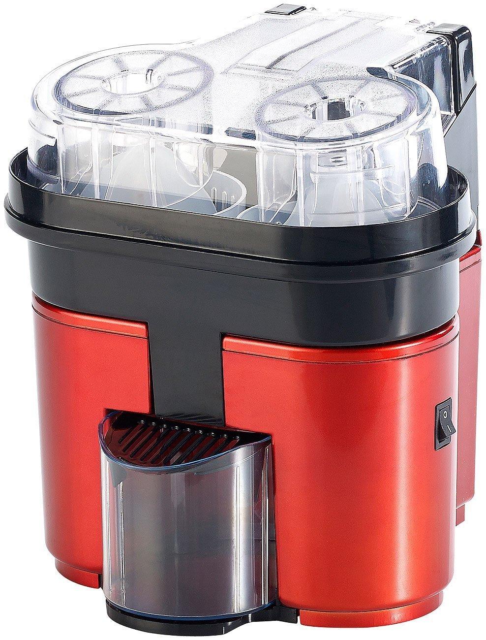 Citro Twin - Turbo Extractor Exprimidor de Naranja doble cabezal -Zumos: Amazon.es: Hogar