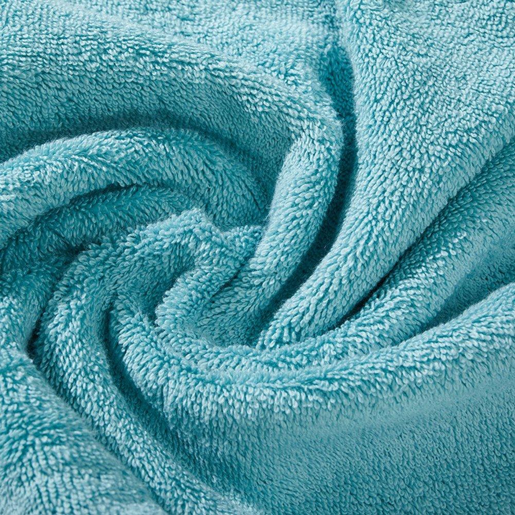 plain sponge cotton bath towel/Sponge cotton increased thick soft towels of absorbent adult child-A