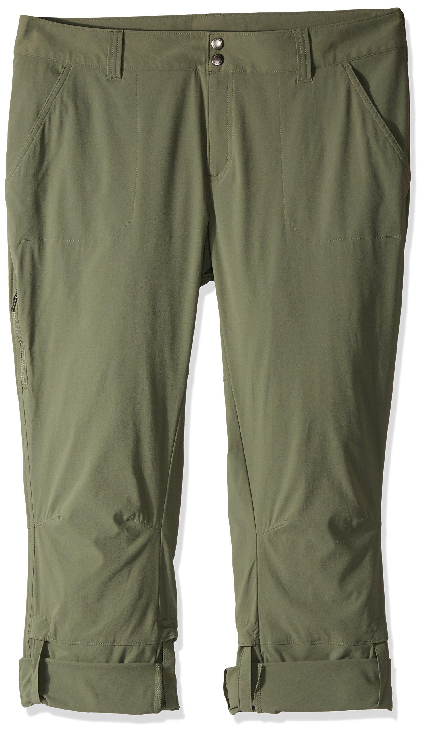 Columbia Women's Plus Saturday Trail Pants, Cypress, 20W/Small