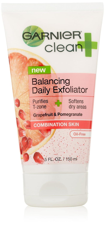 Garnier Clean +Balancing Daily Exfoliator For Combination Skin 5FL OZ (Packaging May Vary) Garnier Skin