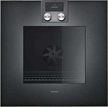 Gaggenau Bo 420 101 Herd Elektro 76l A Anthrazit Herd Amazon De