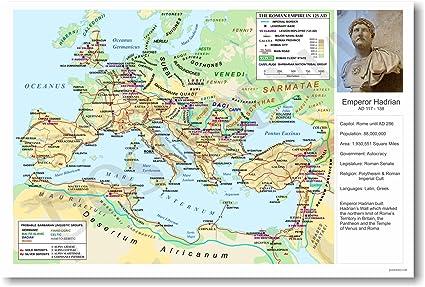 Amazon Com Ancient Rome The Roman Empire Under Hadrian Classroom