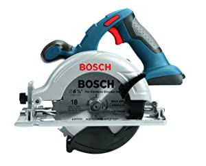 BOSCH Battery-Powered Circular Saw