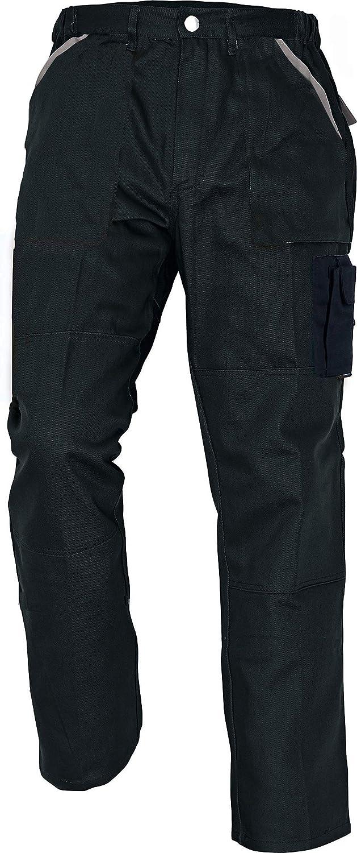 Max Stile Cargo Pantaloni da Lavoro in Cotone da Uomo Colori Diversi