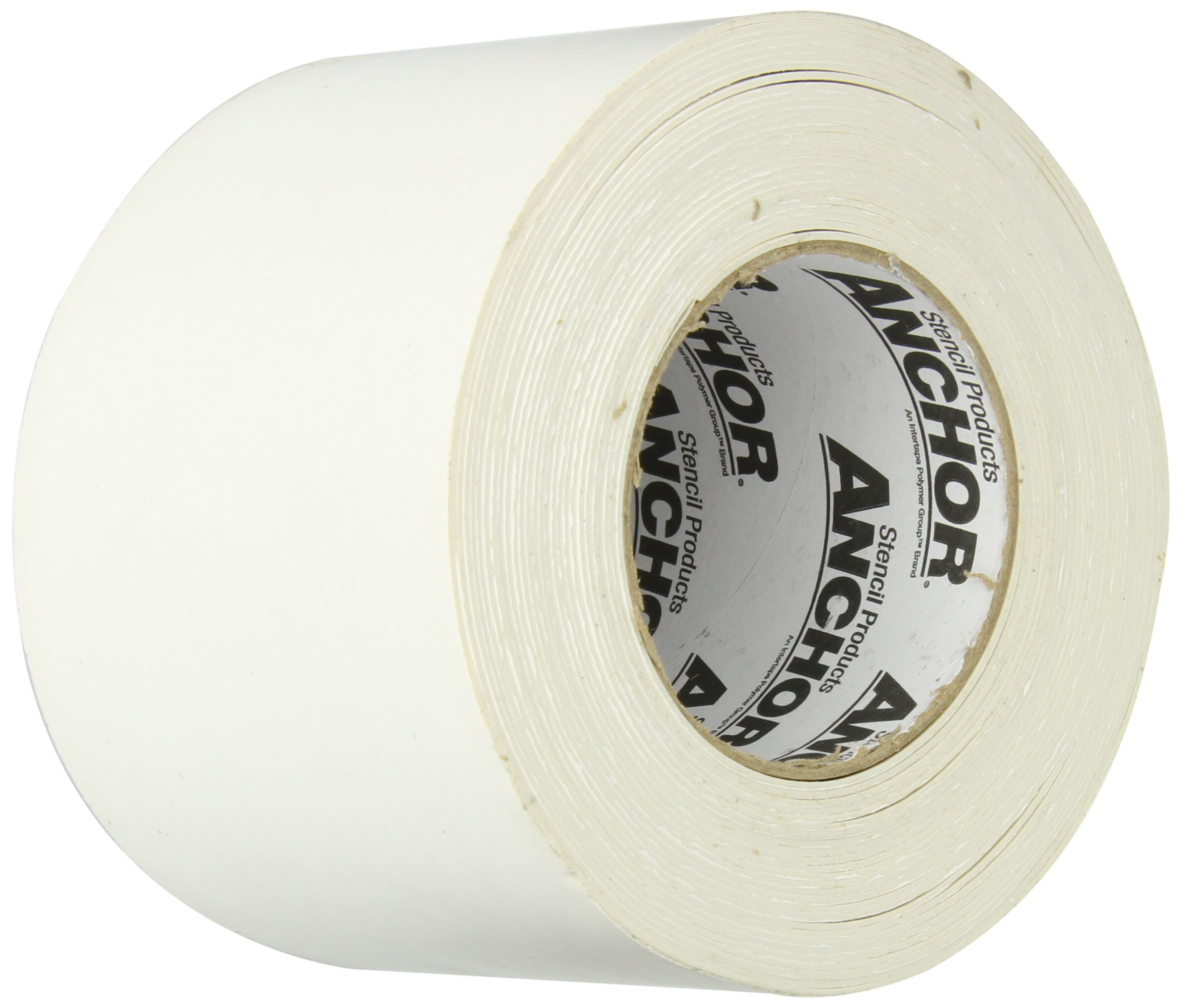 Maxi Blast Impact Acrylic Adhesive Tape, 45 mil Thick, 10 Yds Length, 4'' Width, Natural by Maxi