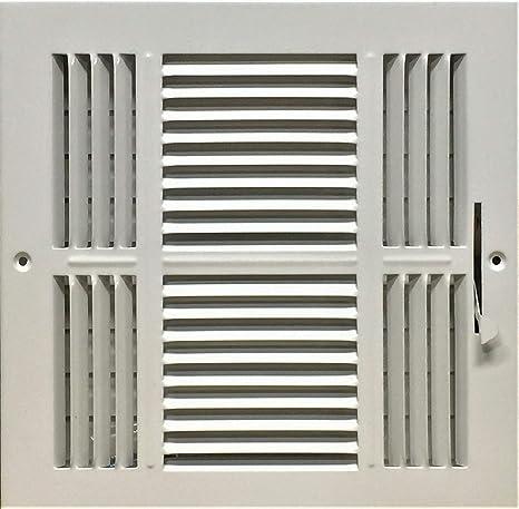 Amazon.com: HBW - Registro de suministro de aire de 4 vías ...