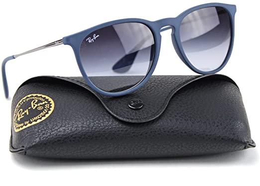 e3b404702bd Image Unavailable. Image not available for. Color  Ray-Ban RB4171 60028G  Erica Sunglasses Blue ...
