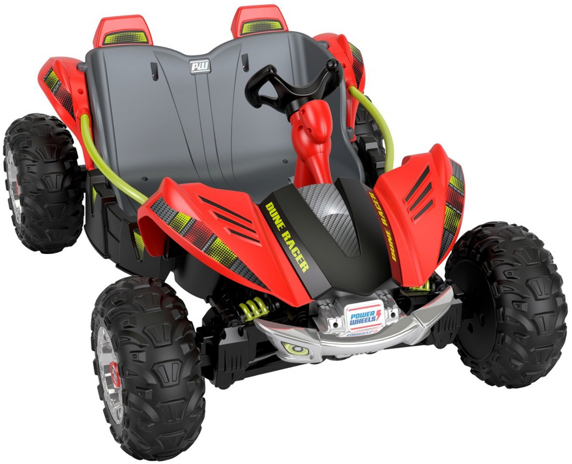 Power Wheels Dune Racer, Fire Red by Fisher-Price (Image #12)