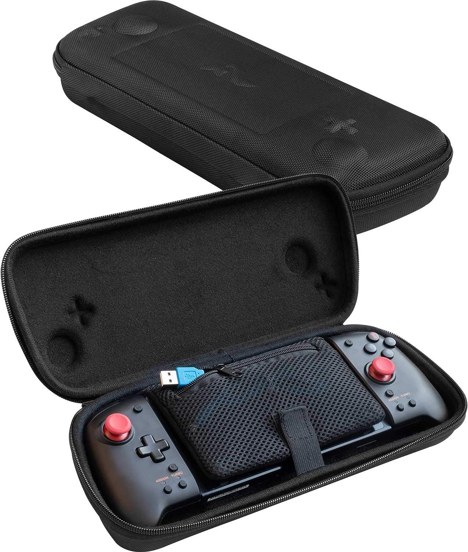 ButterFox - Funda de Transporte para Mando Hori Nintendo Switch ...