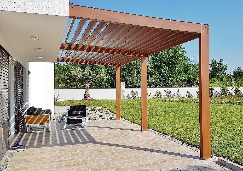 Naturhaus - Barniz para madera de nogal transparente, 0,75 l, protección de superficie para interior y exterior: Amazon.es: Bricolaje y herramientas