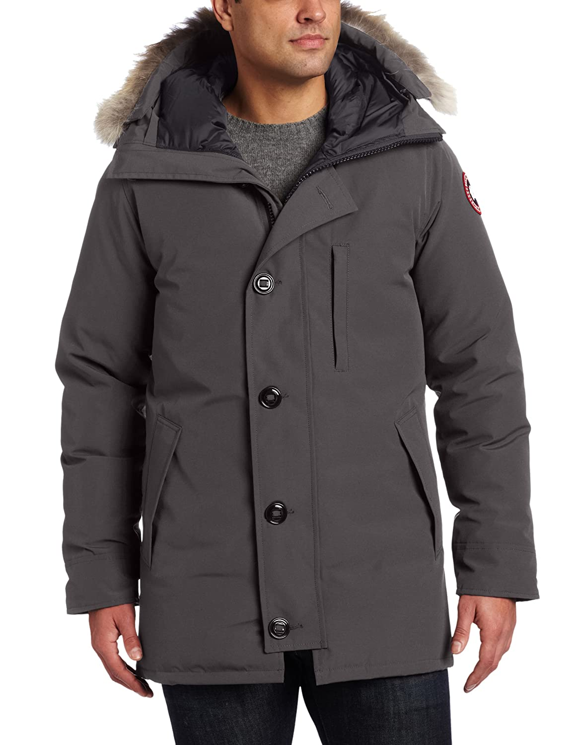 Canada Goose' expedition parka removable fur