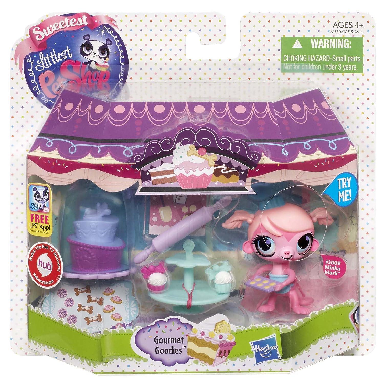 Littlest Pet Shop Sweetest Gourmet Goodies Set A1320
