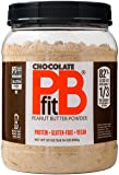 PBfit All-Natural Chocolate Peanut Butter Powder, Powdered Peanut Spread from Real Roasted Pressed Peanuts and Cocoa, 5g…
