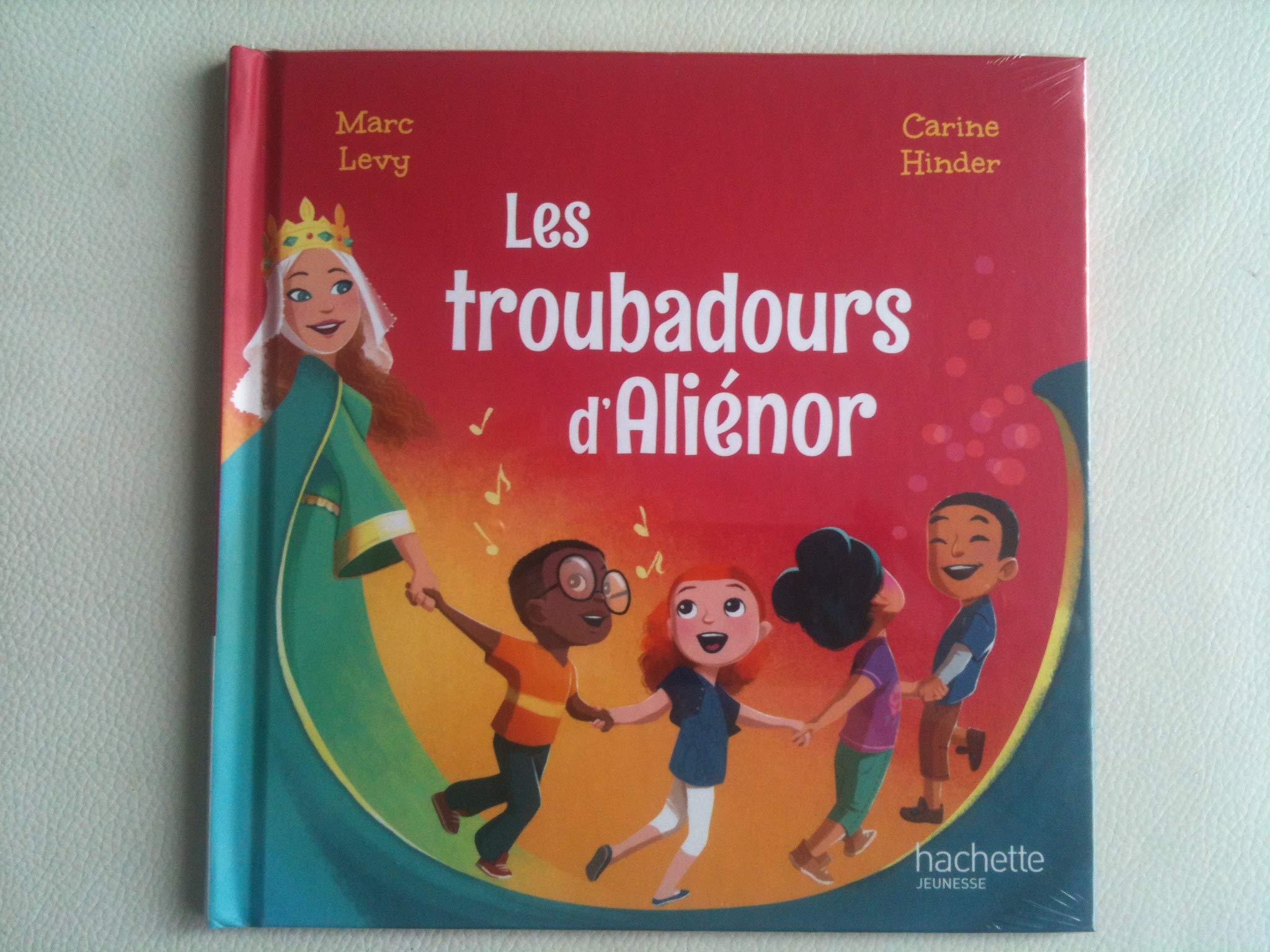 Amazon.fr - Les Troubadours d'Aliénor - Collection Le Club des Aventuriers de l'Histoire - - Livres