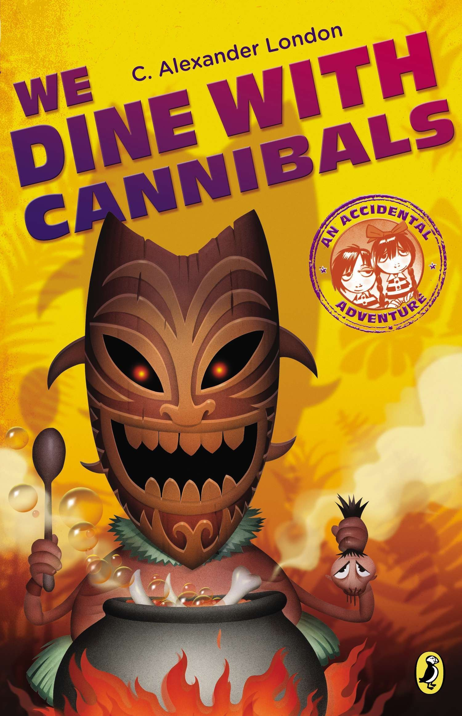 Read Online We Dine with Cannibals (An Accidental Adventure) ebook