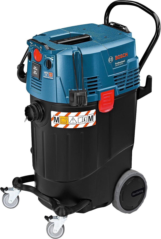 Bosch Professional GAS 55 M AFC - Aspirador seco/húmedo (1380 W ...