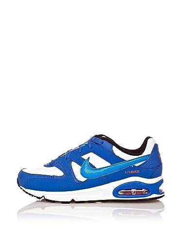 Nike AIR MAX Command (GS) Blau Kinder Sneakers Schuhe Neu