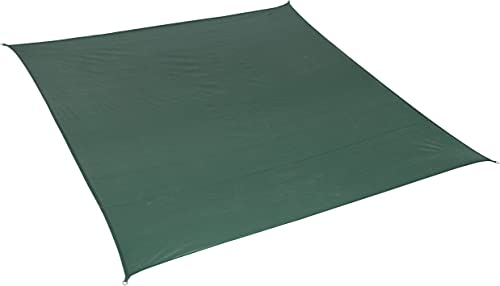 California Sun Shade 473570 Coolaroo Square Shade Sail