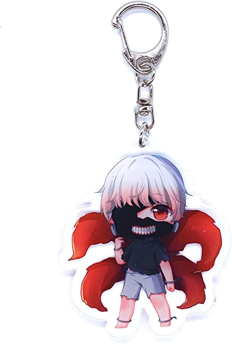 Keychain Tokyo Ghoul Porte Clés Tokyo Ghoul